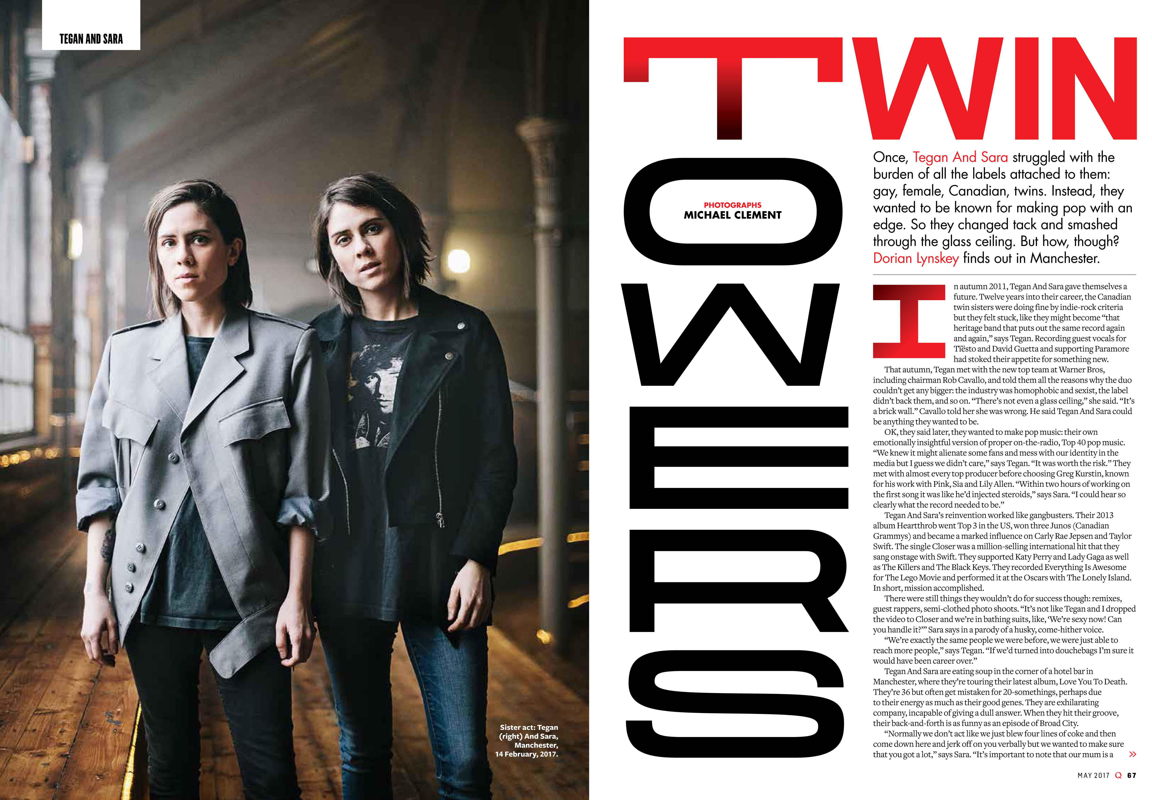 Tegan and Sara